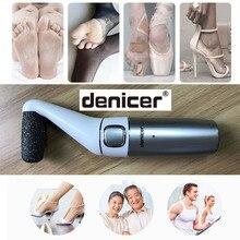 Мощный электрический инструмент для ухода за ногами перезаряжаемый пилинг для сухой и сухой омертвевшей кожи пилинг пилочка для ухода за ногами удалитель мозолей педикюр машина