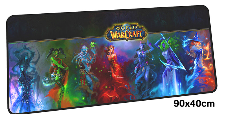 Illidan mouse pad gamer 900x400mm notbook mouse mat gel large gaming mousepad Customized pad mouse PC desk padmouse accessories