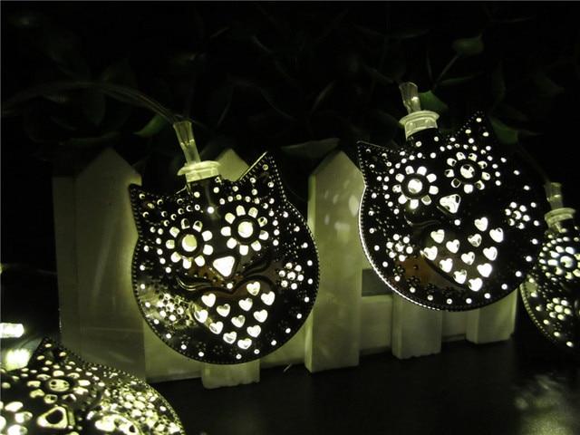 Marokkaanse lantaarn solar lamp tuin decoratie waterdichte led