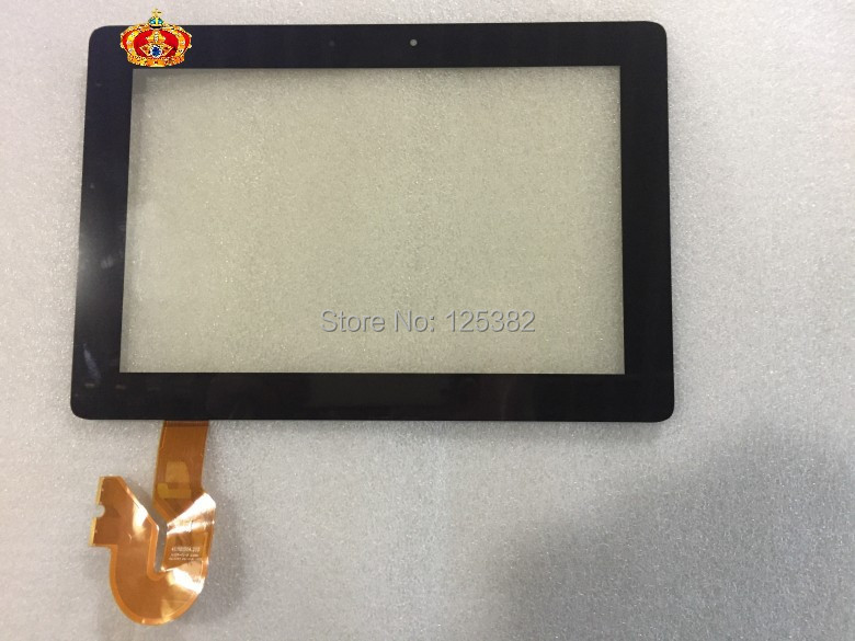 Original 10.1 touch screen digitizer glass with LOGO for Transformer Pad TF701T TF701 41.1101304.205 IPS balck