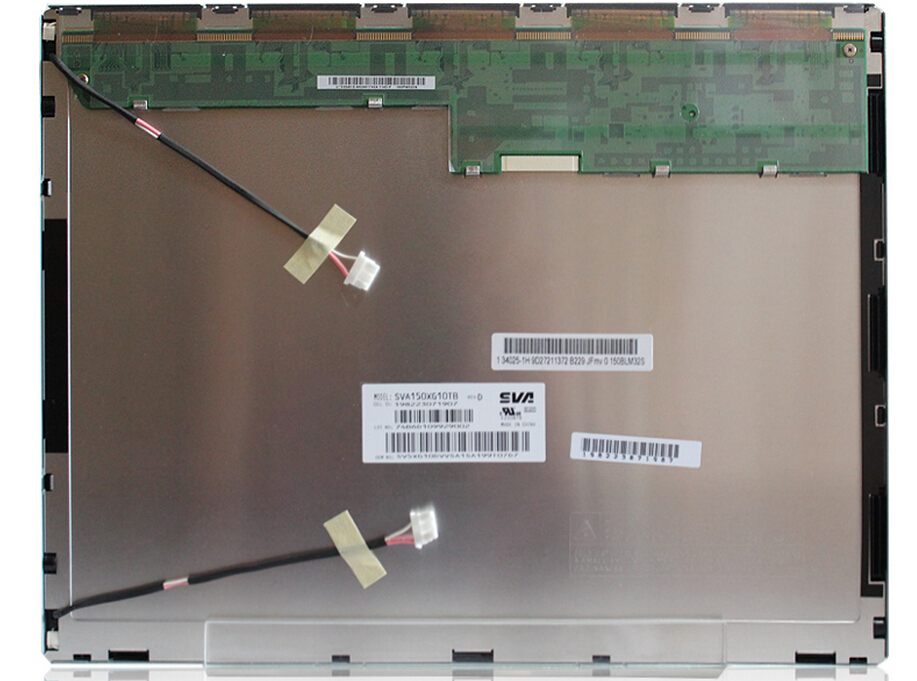 SVA150XG10TB 15 LCD panel 1024*768 SVA New&original weinview mt8150ie 15 inch 1024 768 hmi new original can replace mt8150x 13 months warranty