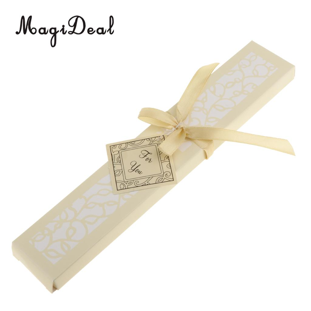 MagiDeal Wedding Bridal Chinese Bamboo Fabric Hand Fan Guest Gift ...