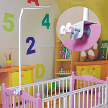 Good Quality Lightweight Mosquito Netting Holder Summer Infant Mosquito Net Holder Baby Bed Canopy Crib Tent Support