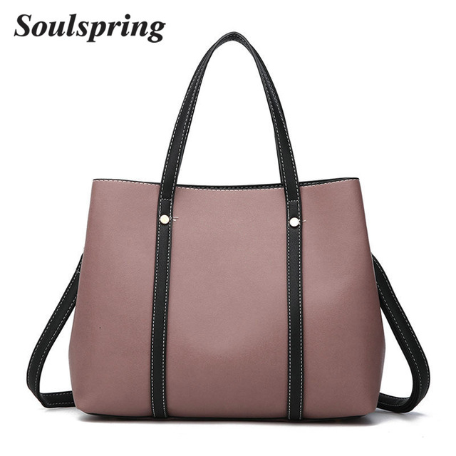 1dab49a532 Crossbody Bags For Women Luxury Brand 2019 PU Leather Women Bag Ladies  Popular 2Pcs Handbag Fashion