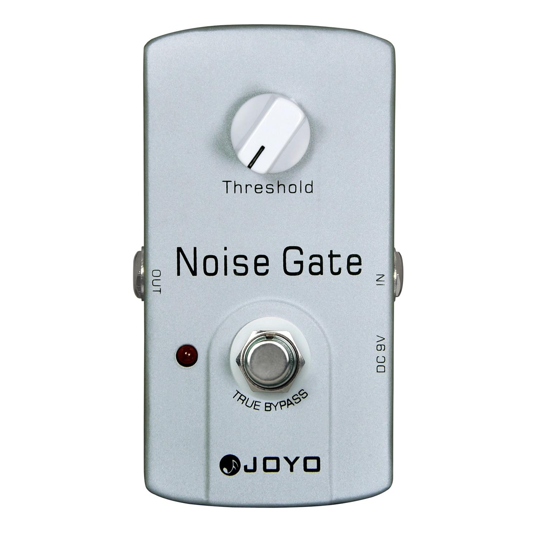 JOYO Noise Gate Electric Guitar Effect Pedal True Bypass JF-31 JF 31 jf 324 gate of kahn effects guitar pedal jf324 effect pedal joyo gate of kahn pedals joyo