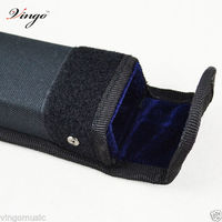 Wood Double Bass Bow Case Fit For One Of Any Size German Or French Style Double