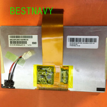 Original new 4.3Inch LCD display no touch screen digitizer C043GW01 V0 for Fiat Jeep Chrysler car CD navigation audio