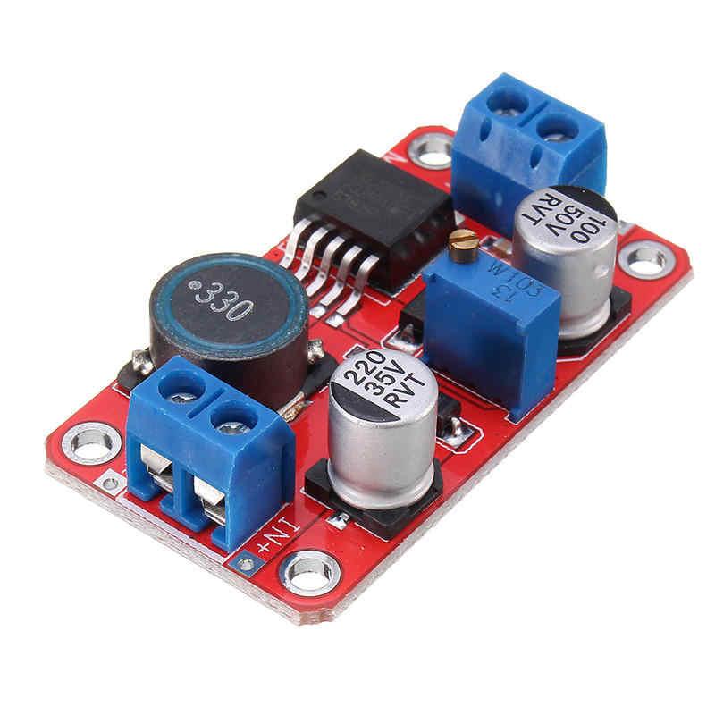 Xl6019 5A تيار مستمر-تيار مستمر قابل للتعديل دفعة وحدة الطاقة عالية الطاقة خطوة المجلس