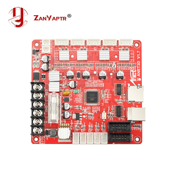 Anet A1284-Base Control Board Mother Mainboard for A6 / A8 Assembly 3D Desktop Printer RepRap Pruse i3 Kit - discount item  15% OFF Office Electronics