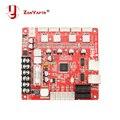 Placa base de placa madre Anet A1284-Base para ensamblaje Anet A6/A8 impresora de escritorio 3D RepRap Pruse i3 Kit