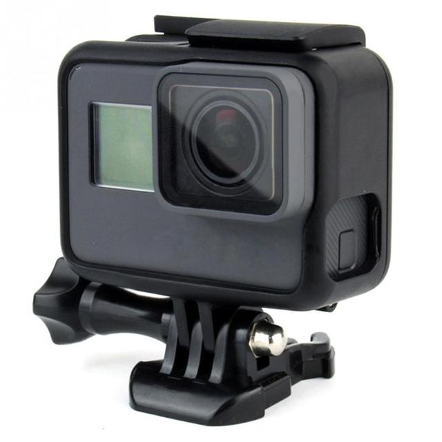 For GoPro Accessories GoPro Hero 5 Protective Frame Case Camcorder Housing Case For GoPro Hero5 Black Action Camera