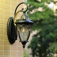 Balcony Waterproof Wall Lamp Exterior Decorative Lighting Exterior Wall Sconces Garden Wall Lamp led Light Outside Illuminating
