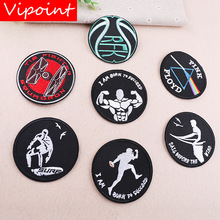 VIPOINT embroidery Olympic Games patches Sports badges applique for clothing YX-85