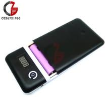 18650 батарея зарядное устройство мобильный запасные аккумуляторы для телефонов зарядки Модуль 3.3A 5 В -В 21 в В для 19 в ноутбук телефон