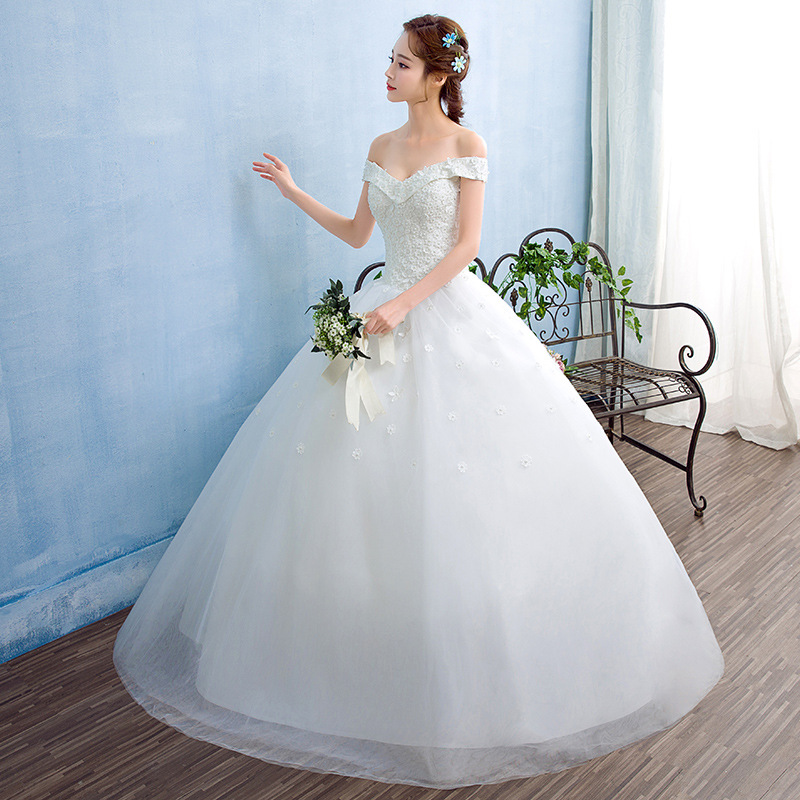 Vestidos De Novia Deep V Cap Sleeves Wedding Dresses UK Lace ...