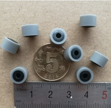 10Pieces/Lot 8mm * 6mm 2.5mm Repeater Pinch Roller Pressing Wheel