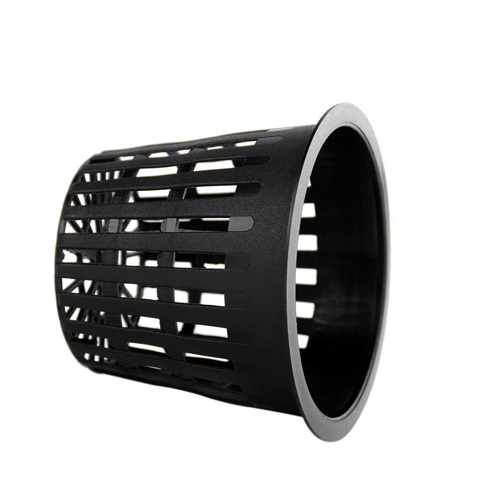 1 pcs copo pote Net net cesta de jardim sistema de hidroponia planta cresce clonagem de germinação de sementes de produtos hortícolas potes berçário Dropshipping