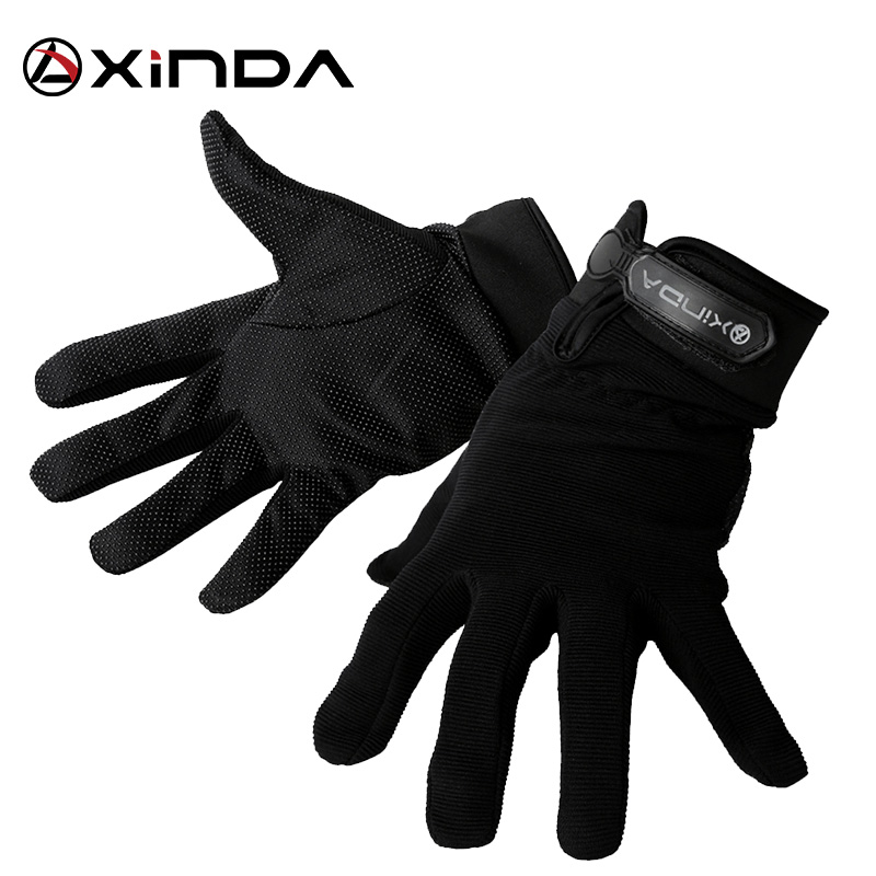 XINDA Outdoor Climbing Glove Mountaineering Riding Downhill Tactical Gloves Survival Kit Outdoor Safety Equipment