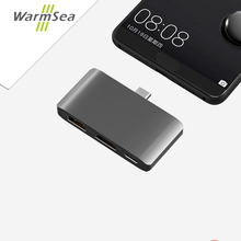 USB Type C HUB Dex Station Pad Docking Dock for Samsung Galaxy Note 8 S8 S9 S8+ S9+ Nintend Switch Huawei P20 Mate10 MacBook pro все цены