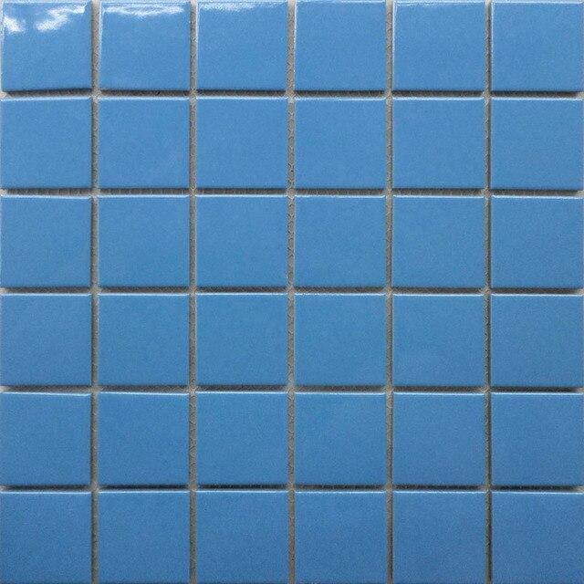 Klassische blauen keramik mosaik fliesen küche backsplash fliesen ...