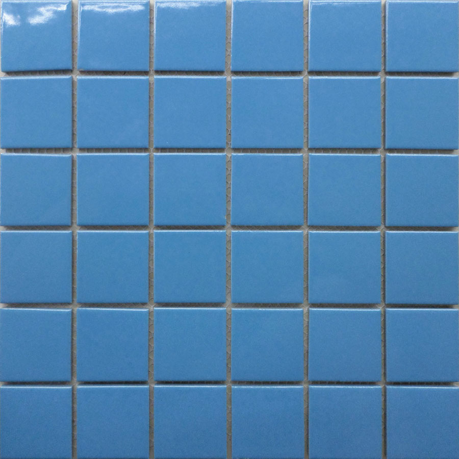 classical blue ceramic mosaic tile kitchen backsplash tile bathroom ...
