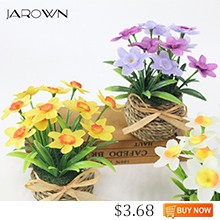 JAROWN-Simulation-Daffodil-Set-Artificial-Narcissus-Flower-Silk-Flower-Plants-Wedding-Flores-Home-Decoration