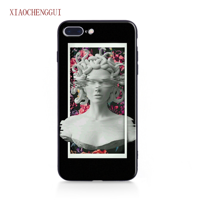 coque iphone x medusa