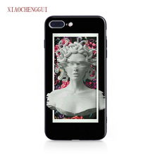 Medusa Vaporwave Glitch Art Coque Tpu Soft Silicone Phone Case Cover Shell For IPhone 5 5s SE 6 6s 7 8 Plus X xr 11 pro max case
