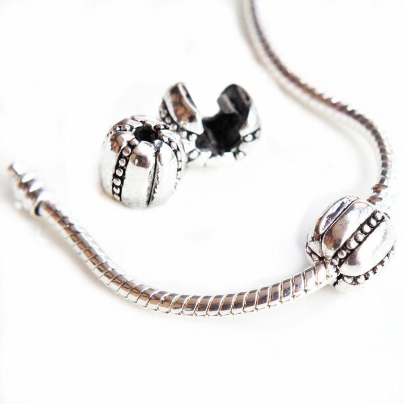 a4fd4e204a5e Couqcy liberan 1 unid joyería 925 encanto de la aleación del grano europeo  flor bead fit Pandora pulseras y brazaletes mujeres regalo