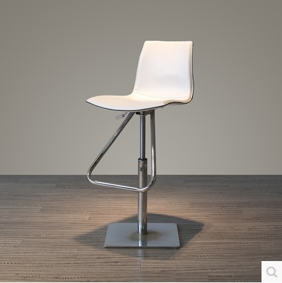New Arrival Modern Style Dining Room Stool White Color