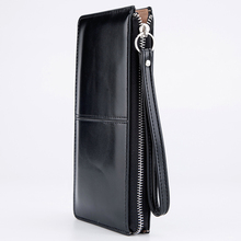 Oil Leather Handbag