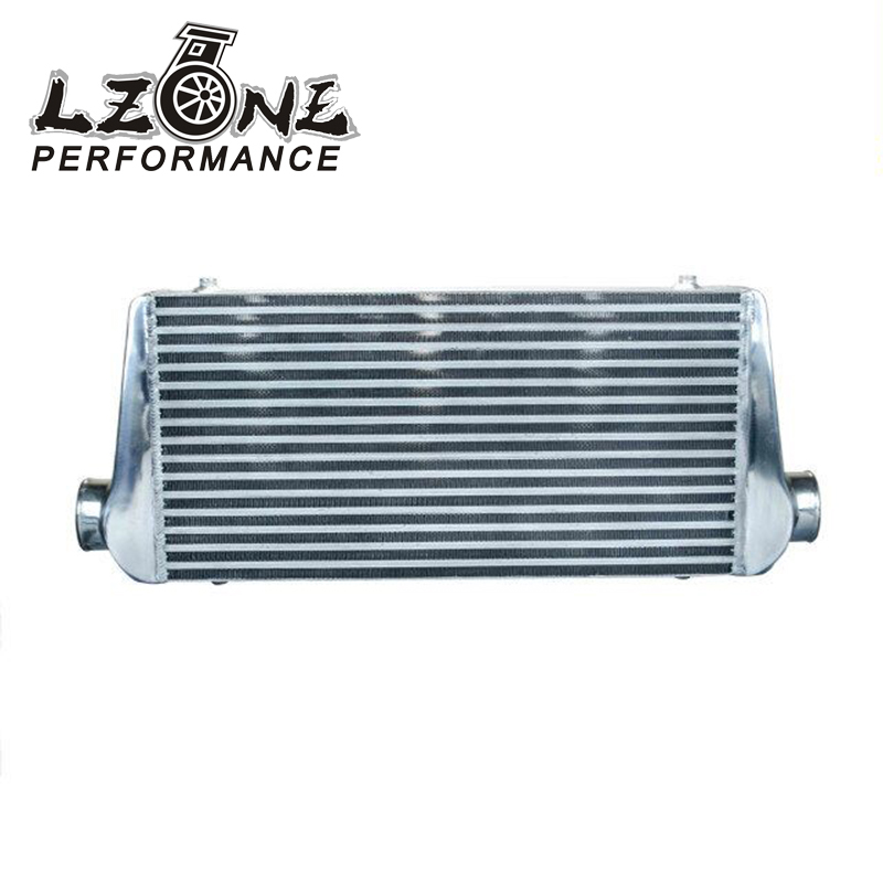 LZONE RACING - 600*300*100mm Universal Turbo Intercooler bar&plate OD=3.0