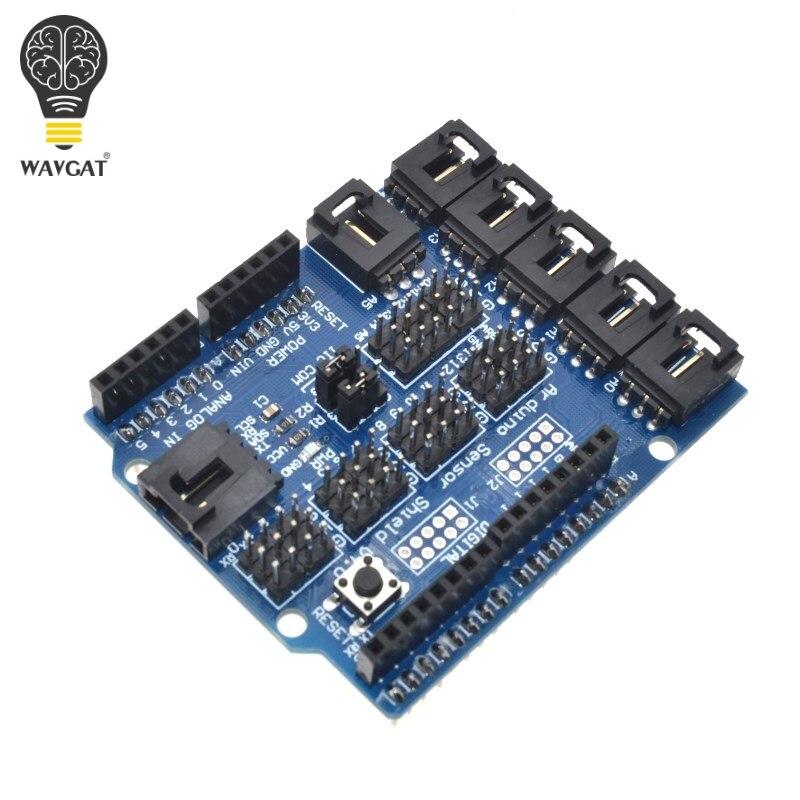 Smart Electronics for Arduino Sensor Shield V4.0 V4 Digital Analog Module Expans