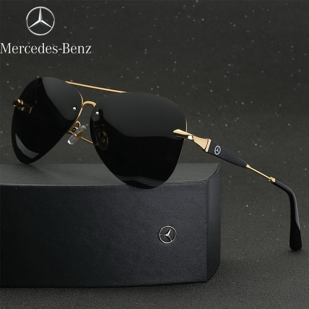 Okulary przeciwsłoneczne marki mężczyźni spolaryzowane moda klasyczne okulary przeciwsłoneczne pilotki wędkarskie okulary jazdy odcienie dla mężczyzn/Wome