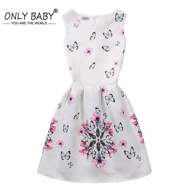 7e3a8f949493d Robe d été fille élégante fille robe de soirée pour filles vêtements Elsa  Sofia enfants