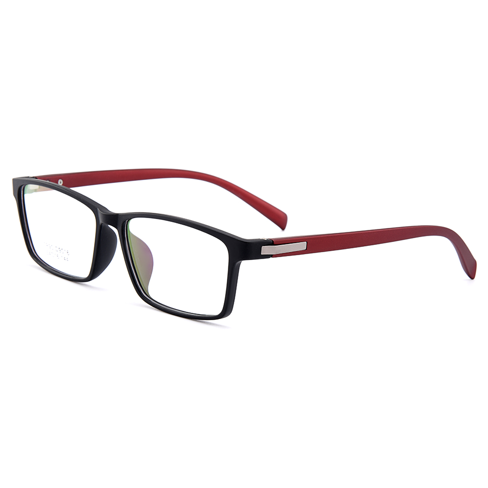 fc26f67da71 BAONONG New Arrival Simple Design Ultralight TR90 Optical Eyeglasses Full  Rim Frame For Men   Women s