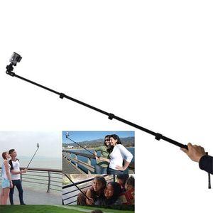 Image 1 - Yunteng 188 Selfie bâton monopode pour caméra téléphone Monopd gopro Hero3 +/3/2/1 noir