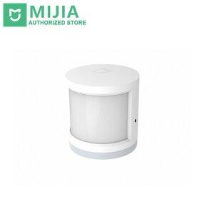 Original Xiaomi Mijia Infrared Smart Human Body Sensor Home Security Body Motion Sensors Compatible With Xiaomi Smart Home Kits