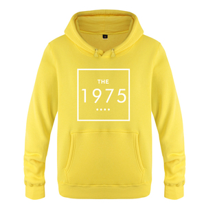 Image 3 - The 1975 Letter Swag Music  Sweatshirts Men 2018 Mens Hooded Fleece Pullover Hoodies