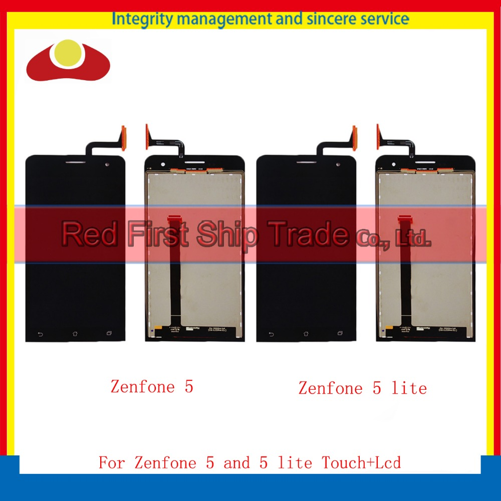 "5.0"" For Asus ZenFone 5 A500CG A501CG A500KL and Zenfone 5 LITE A502CG Full Lcd Display Touch Screen Digitizer Assembly Complete"