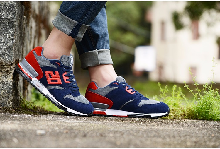 ONEMIX Men Retro 750 Running Shoes Rubber Leather Sport Women Trainers Sneakers Breathable Female Walking Jogging Shoes EU 36-44 12