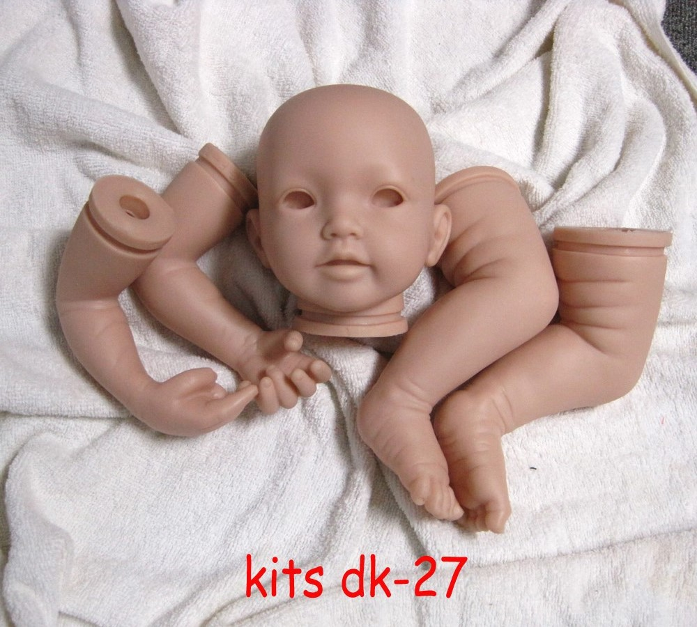 DK-27 for 20 inch Silicone Reborn Doll baby born Doll Kits accessories for dolls DIY toys synthetic fabrics clothes doll toy american girl doll clothes for 18 inch dolls beautiful toy dresses outfit set fashion dolls clothes doll accessories