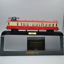 ATLAS MODEL TRAM 1 87 LAUTOMOTRICE Z 7125 1960 High Quality gift COLLECT preferred the tram