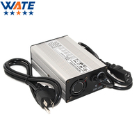 WATE 42V 3.5A ChargerLi ion Battery Charger For 10 S36V Lipo/LiMn2O4/LiCoO2 Battery pack Quick charge