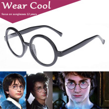 Wear Cool Adult Men Women Classic Retro Round Glasses Ala Lei Cute Frame Harry Potter Without Lens