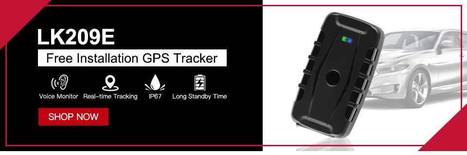 FLASH SALE] GPS Tracker Car TKSTAR TK905 5000mAh 90 Days