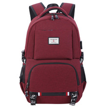 Brand Laptop Backpack Men Women's Travel Bags Multifunction