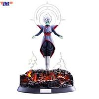 Anime Dragon Ball Z Supreme Kai Zamasu Resin Scenes Statue With LED Light Action Figure Model Toy X305