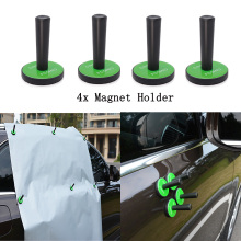 EHDIS Vinyl Car Auto Wrap 4pcs Magnet Holders Window Tint To
