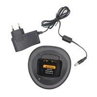 Free Shipping Ham Radio Battery Charger 220V For Radio HT750 GP328 GP338 GP340 GP360 GP380 GP240